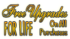 Free Upgrades for Life On All Purchases